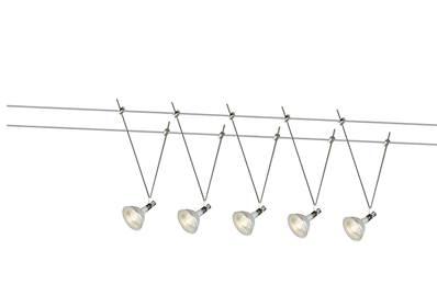 Spots Sur Câbles Tendus Luminaires Led Pour Intérieur Et