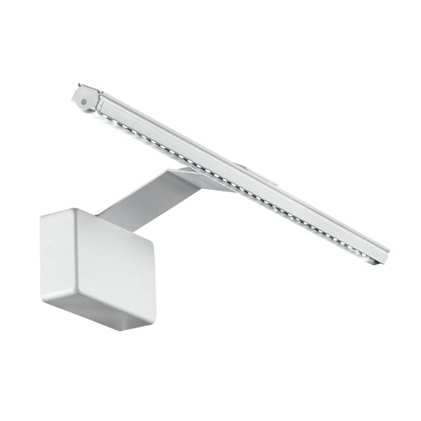 Applique LED ALCOR 5W 3500K 500lm 120° Aluminium Blanc