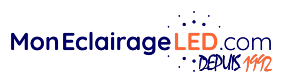 Logo mon éclairage led moneclairageled.com