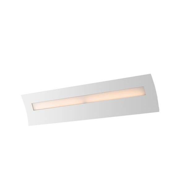 Applique LED HORIZON 18W 1440LM 4000K Métal Blanc Stratifié