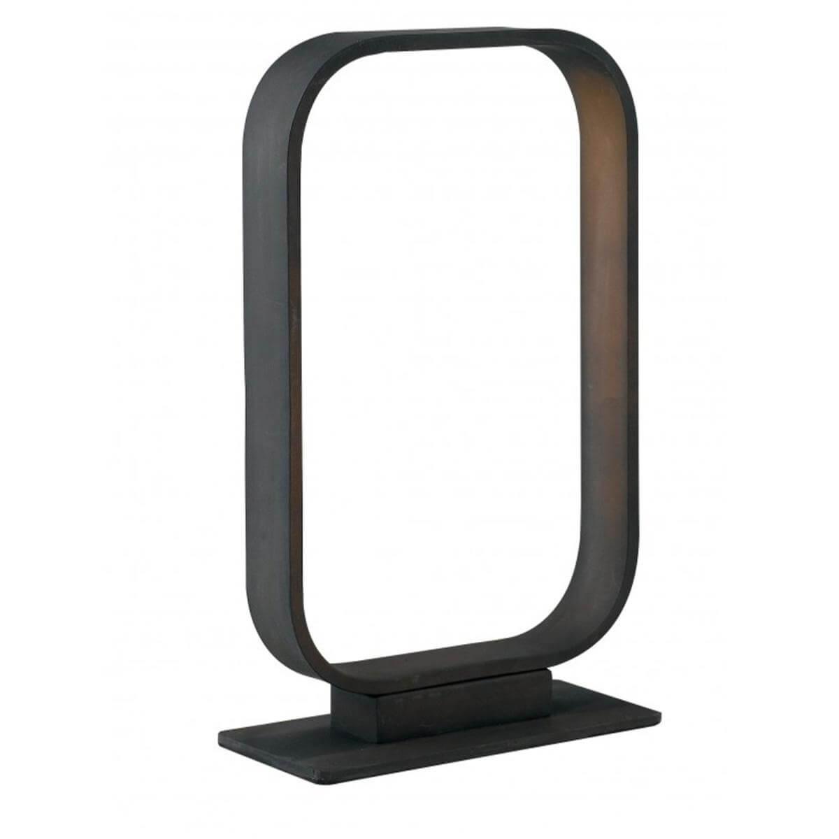 Design Lampe Couleur Brun Sur Aluminium Moka 5w En Pied Moderne Led lFc35uK1TJ