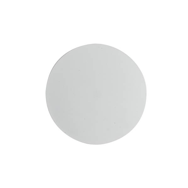 Applique LED ECLISSE 5,5W 400LM 4000K ø20cm 360° Métal Blanc